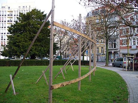 Schaerbeek  - Square Plasky