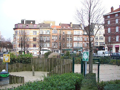 Schaerbeek - Square Duployé