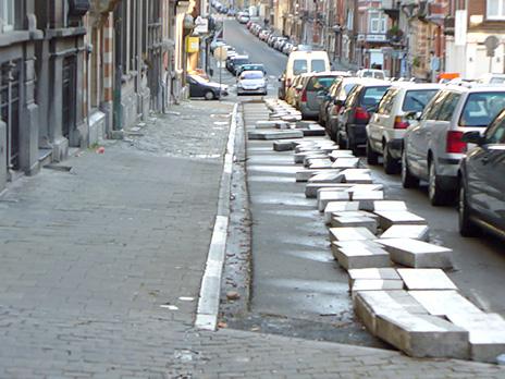 Schaerbeek - Rue Ernest Laude