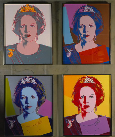 Schaerbeek Andy Warhol