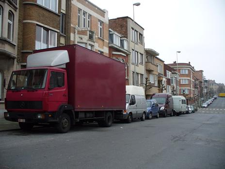 Schaerbeek Camion 1
