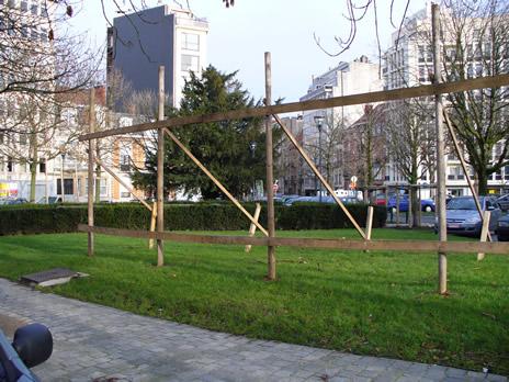 Schaerbeek Panneaux resteront