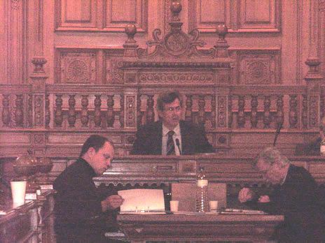 Schaerbeek Conseil 28 février 2