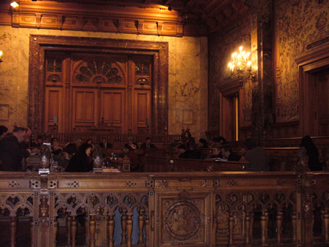 Schaerbeek Conseil 1