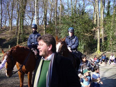 Schaerbeek police Josaphat 1