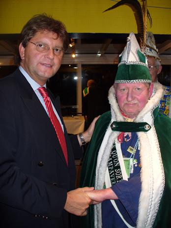 Election du prince carnaval 2008 jean pierre van gorp - Roi du matelas schaerbeek ...