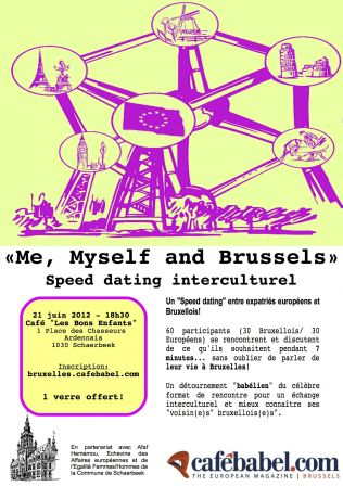 Fiche speed dating fle